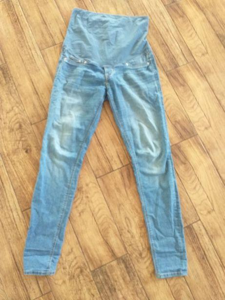 Spodnie ciążowe H &M Mama roz 36 S