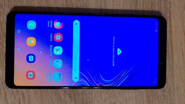 Samsung Galaxy A9 (2018) - stan idealny