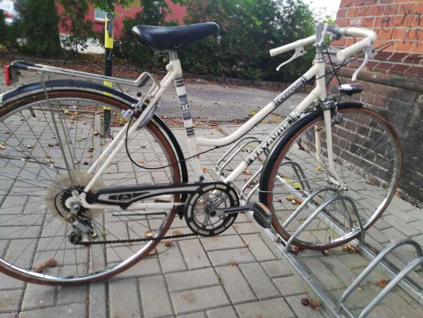 Rower holenderski kolazowka marki Batavus