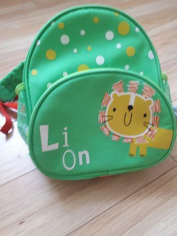 Plecaczek dla przedszkolaka SMIKI