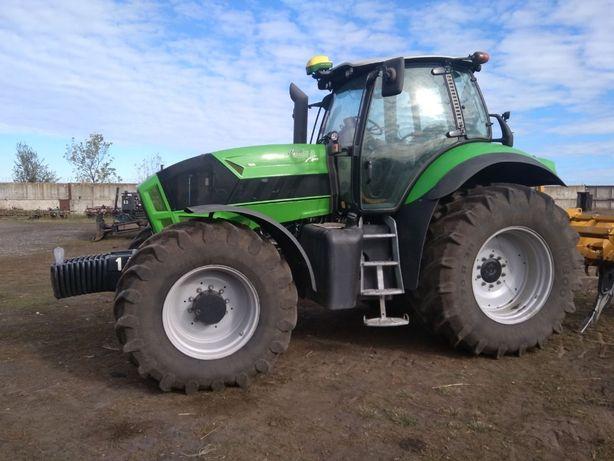 Трактор Deutz-Fahr Agrotron X720 від власника