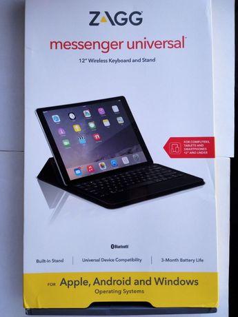 teclado ZAGG messenger Bluetooth QWERTY Inglês