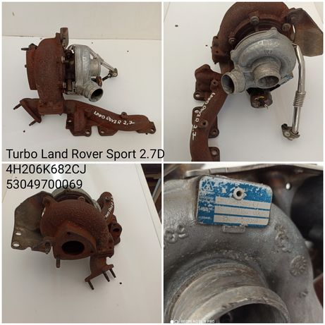 Turbo Land Rover Sport 2.7D