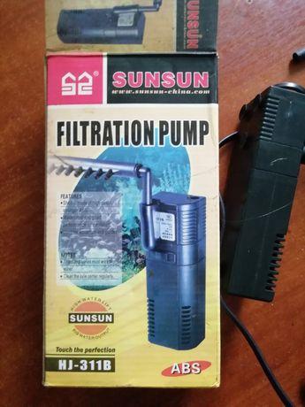 Продам фильтр для очистки и аэрации воды HJ-311B