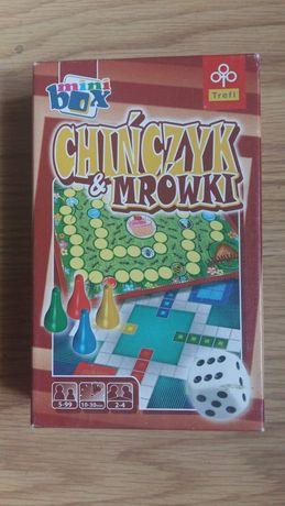 Gra mini Chińczyk & mrówki