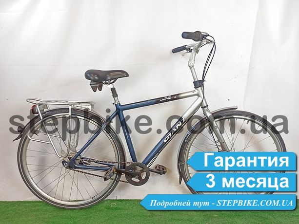 Велосипед Городской Алюминиевый Планетарка из Германии Giant Metro CS