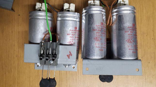 kondensator 28uF 4 sztuki