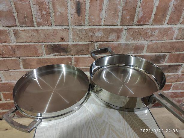 Сковорода сотейник bergoff