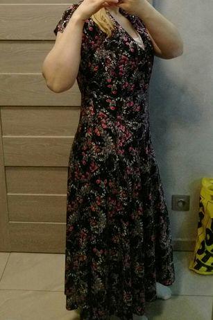 Długa sukienka rozmiar L/XL
