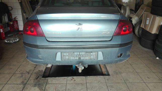 Klapa tył Peugeot 407