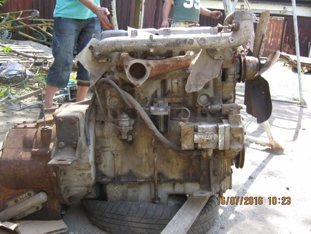 Двигатель Perkins Балканкар Balkancar Б/У в разборе