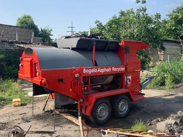 Рециклер асфальта Bagela BA 7000F