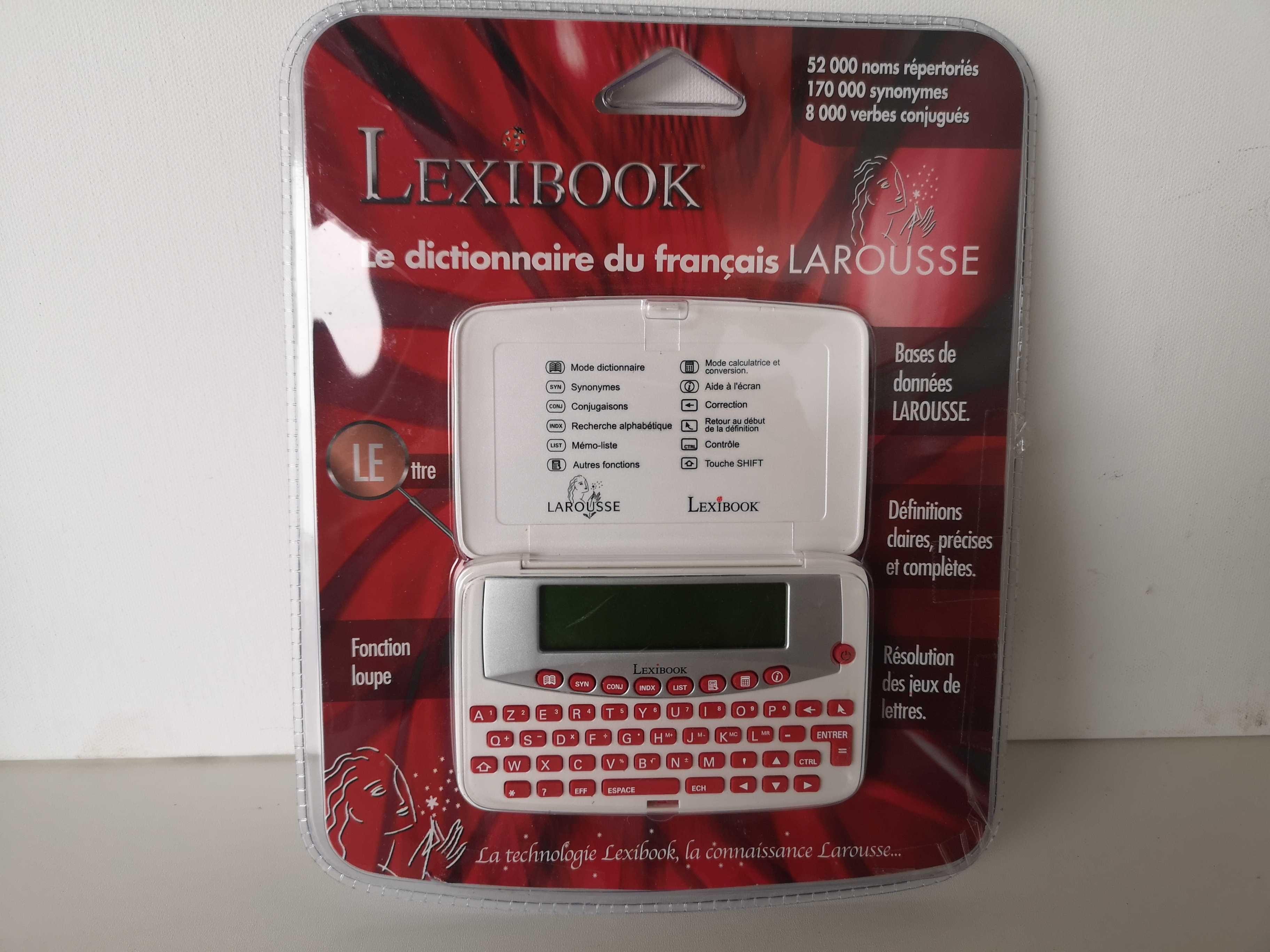 Lexibook Słownik elektroniczny Larousse