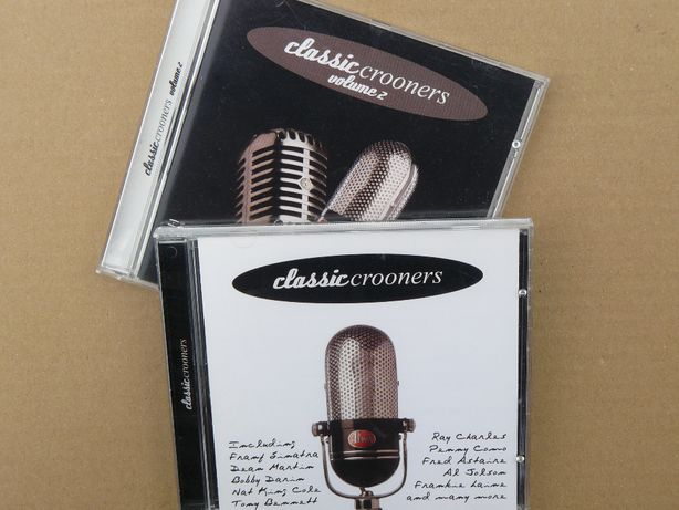 2cd Crooners - Classic Crooners 2000/2003 vol.1 i 2 komplet Superstan
