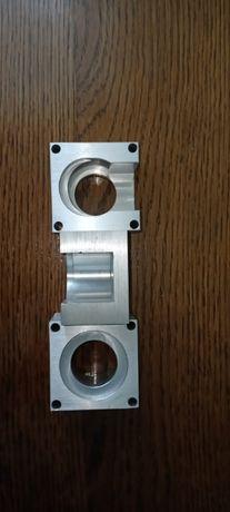 Установочные блоки шагового двигателя NEMA23 - 3 шт.
