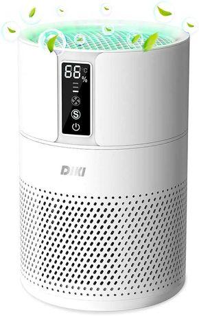 Очиститель воздуха DIKI HEPA озонатор смарт CADR 250 м³/ч