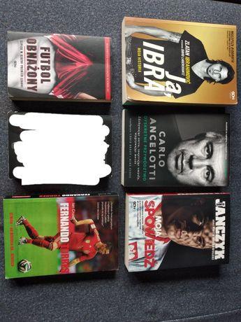 Książki piłkarskie
