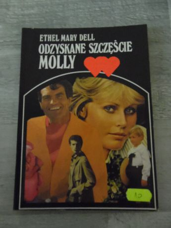 Odzyskane szczęście Molly - książka o miłości