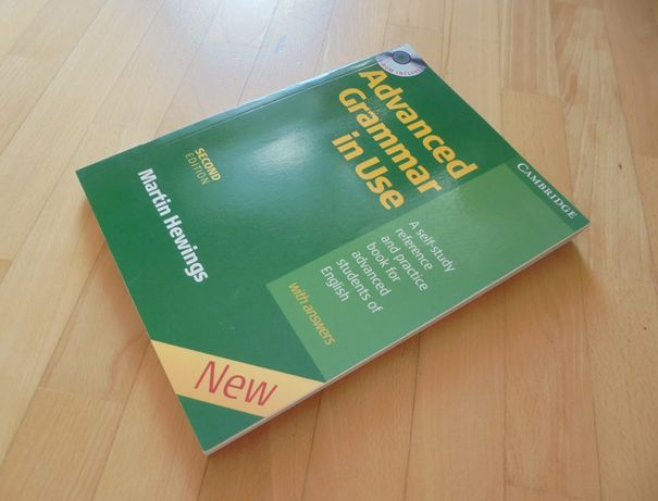 Advanced Grammar in Use with answers M. Hewings plus CD - NOWA!!