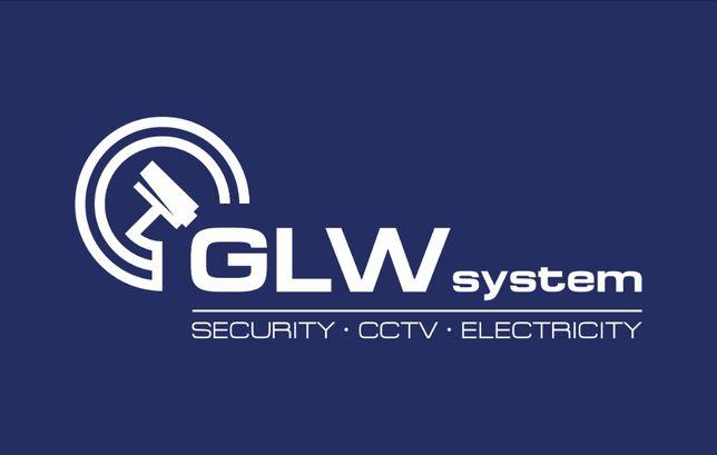 Usługi elektryczne, CCTV, alarmy, wideodomofony