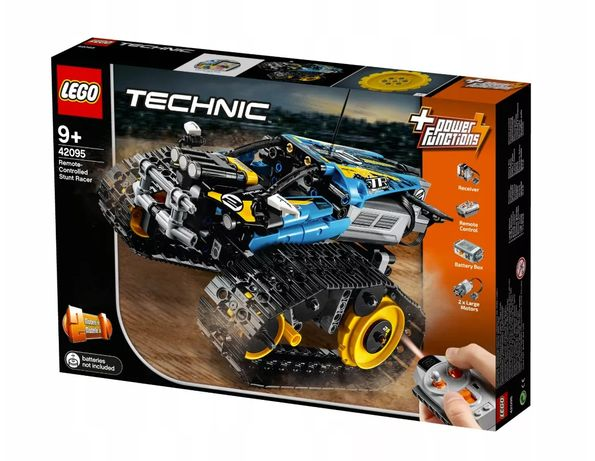 Lego technic sterowana wyscigowka 42095