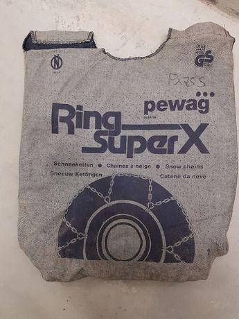 Łańcuchy Pewag (nie używane) FX 62 S