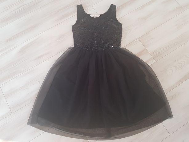 Sukienkę H&M rozm 146/152
