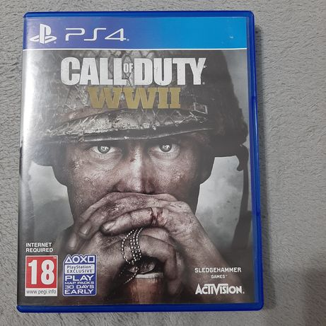 Call of duty ww2 na ps4