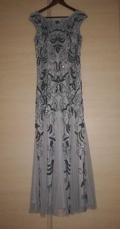 Расшитое платье Debut