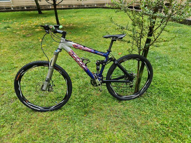 Bicicleta BTT-  BH TrailHunter 666, suspensão total, rodado 26