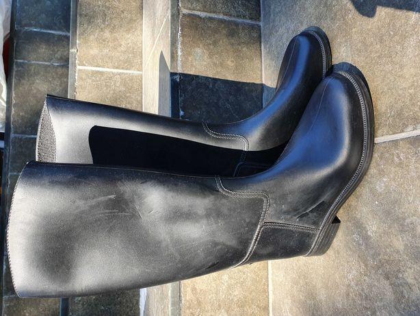 Buty jeździeckie dziecięce