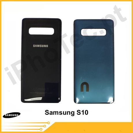 Tampa Traseira Samsung S10 Preto