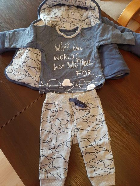 Komplecik niemowlecy