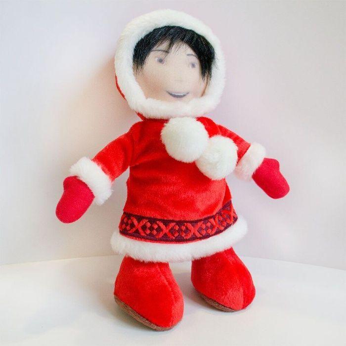М'яка іграшка Zolushka Снігуронька 29см Коломье - изображение 1