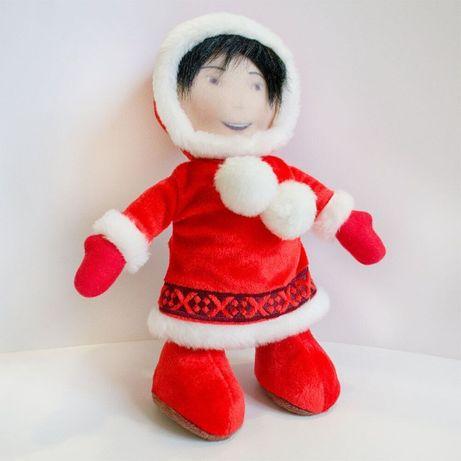 М'яка іграшка Zolushka Снігуронька 29см