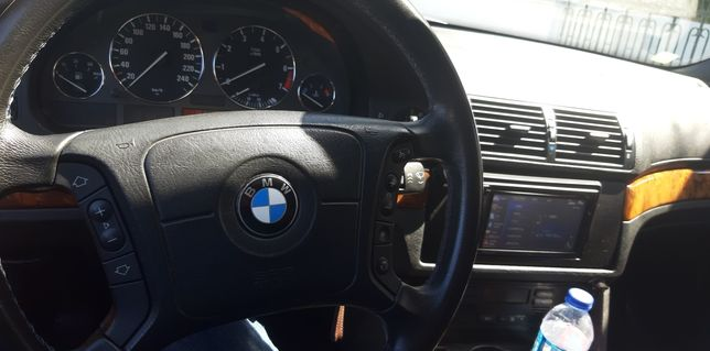 BMW E39 touring 520i GPL GASOLINA