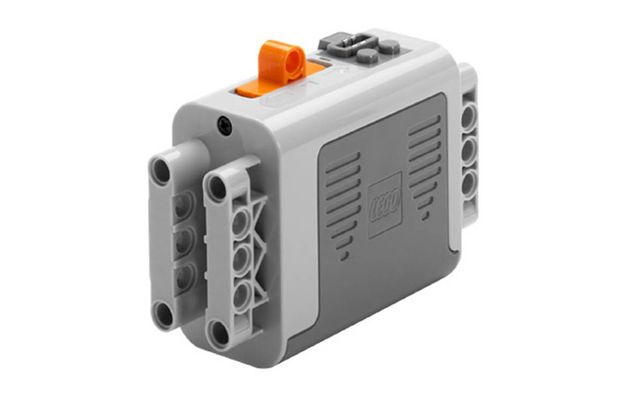 Lego technic детали (лего техник) Батарейный блок ЛЕГО 59510c01