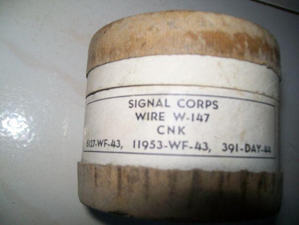 Fio de antena militar