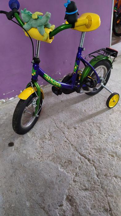Rowerek Tabaluga dziecięcy 12,5' Kościernica - image 1