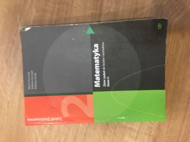 Ksiazka matematyka 2 zbiór zadań