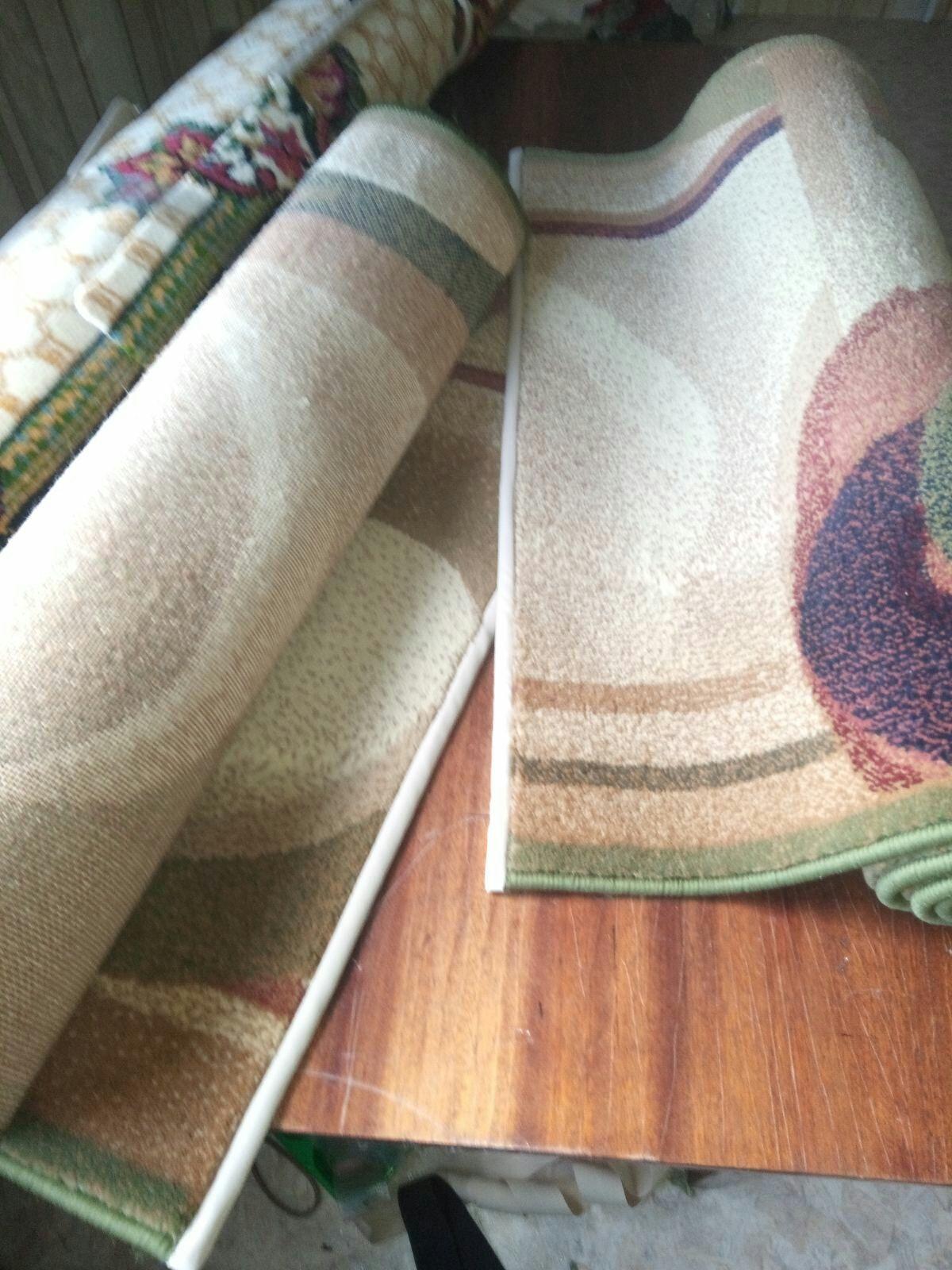 Обьметка ковров и дорожек