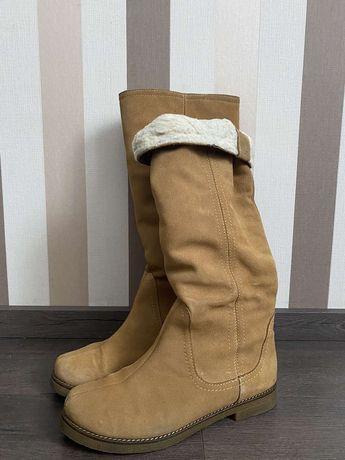 Зимні чоботи 38 розмір