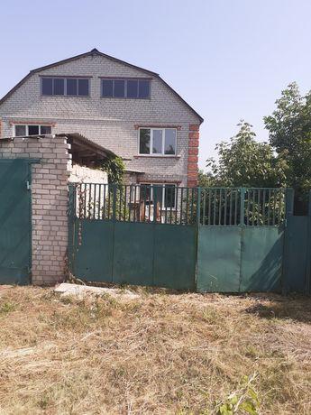 Продам дом новой постройки