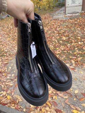 Шкіряне взуття Обувь кожа