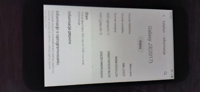 Samsung J3 w dobrym stanie