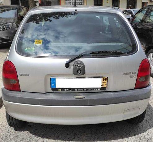 Opel Corsa B 1.0 (Cabeça Motor Queimada)