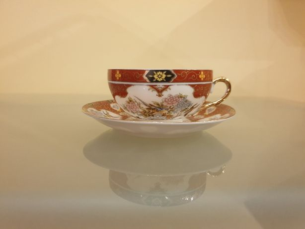 chińska filiżanka kolekcjonerska