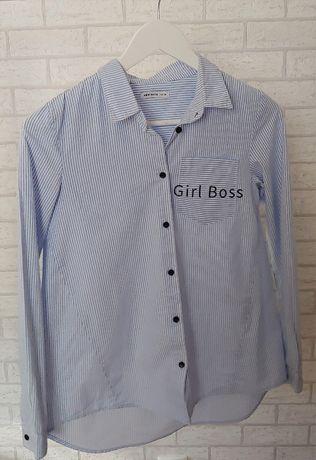 Śliczna koszula dla dziewczynki Reserved rozm. 152