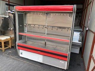 Szafa chłodnicza na wędliny witryna chłodnicza lodówka sklep mięsny