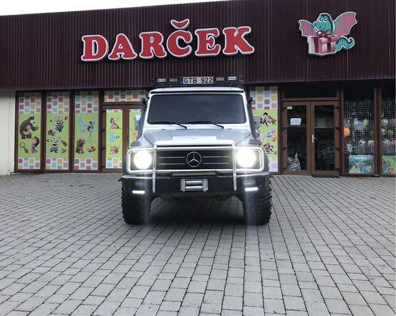 Mercedes Gelendvagen
